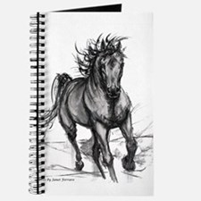 Coming Through Horse Journal