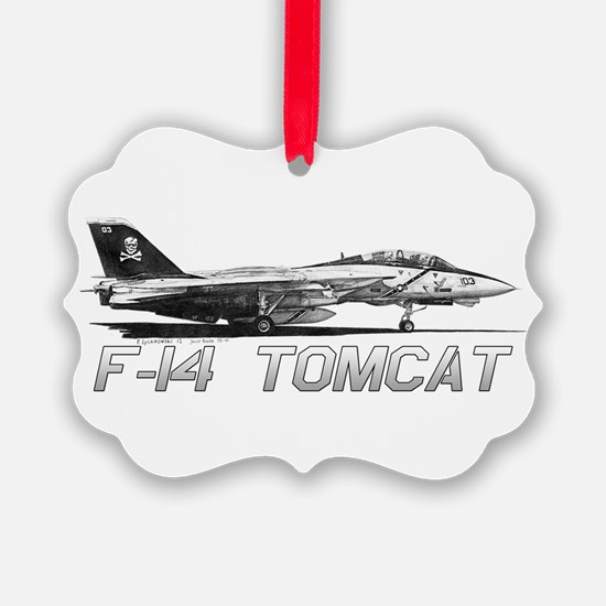 F14 Tomcat Ornament
