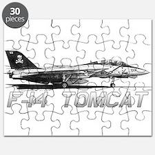 F14 Tomcat Puzzle