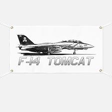 F14 Tomcat Banner