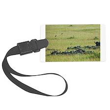 buffalo field kenya collection Luggage Tag