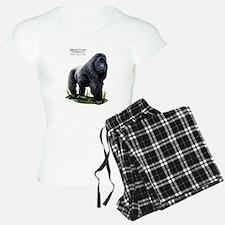 Mountain Gorilla Pajamas
