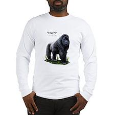 Mountain Gorilla Long Sleeve T-Shirt