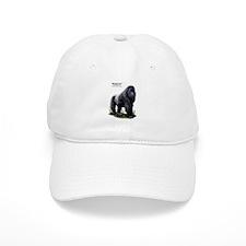 Mountain Gorilla Baseball Cap