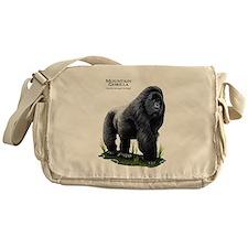 Mountain Gorilla Messenger Bag