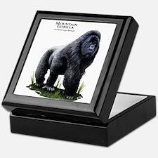 Mountain Gorilla Keepsake Box