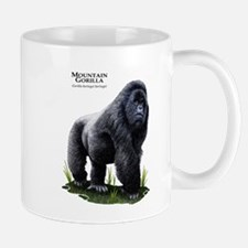 Mountain Gorilla Mug