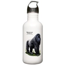 Mountain Gorilla Water Bottle