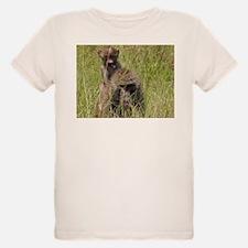 baboon mom and baby kenya collection T-Shirt