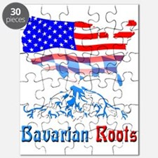 American Bavarian Roots Puzzle