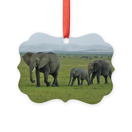 mara elephant family kenya collection Picture Orna