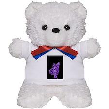 the spirit of belly dancing Teddy Bear