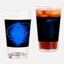 ankh Drinking Glass