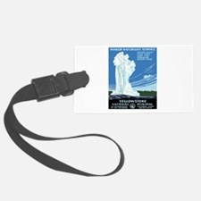 YELLOWSTONE7.png Luggage Tag