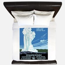 YELLOWSTONE7.png King Duvet