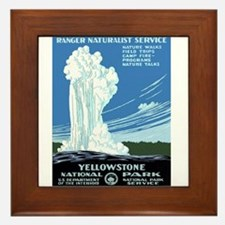 YELLOWSTONE7.png Framed Tile