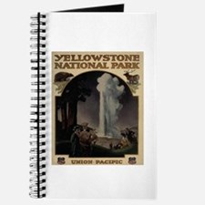 YELLOWSTONE5 Journal