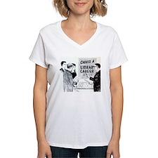 Retro Librarian Shirt