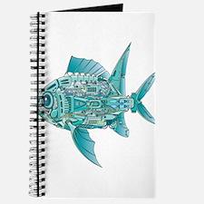 Robot Fish Journal