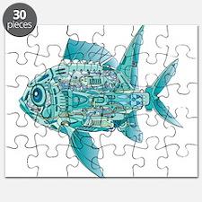 Robot Fish Puzzle