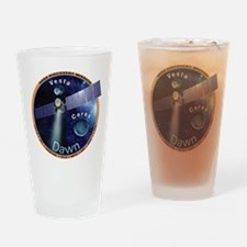 Dawn Drinking Glass