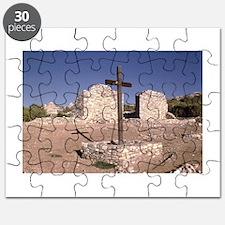 SALINAS PUEBLO MISSIONS Puzzle
