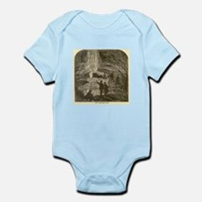 mammoth cave Infant Bodysuit