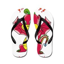 Dragon Rockstar™ Flip Flops