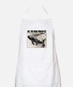 Oh, The Huge Manatee! Apron