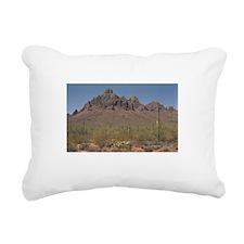 IRONWOOD FOREST. Rectangular Canvas Pillow