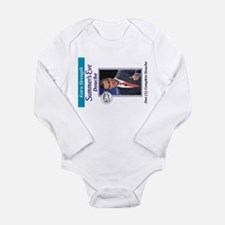 Mitt Douche Long Sleeve Infant Bodysuit