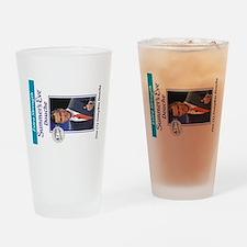 Mitt Douche Drinking Glass
