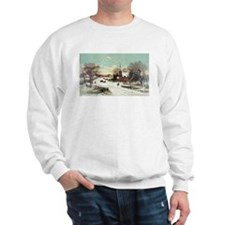 Vintage Christmas Winter Sweatshirt
