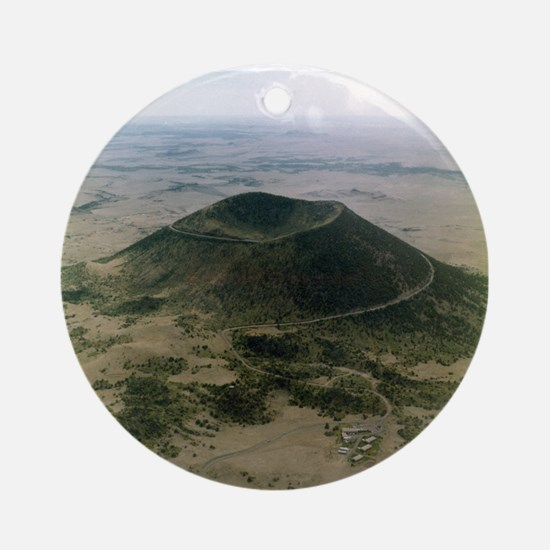 CAPULIN VOLCANO national,park Ornament (Round)