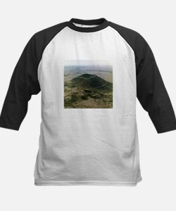 CAPULIN VOLCANO national,park Kids Baseball Jersey