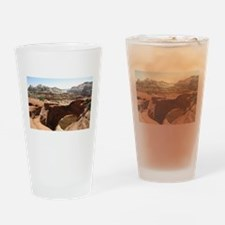 capitol reef Drinking Glass