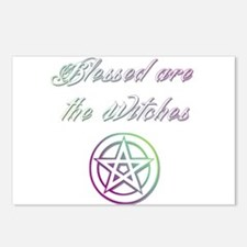 Blessed are the Witches Postcards (Package of 8)