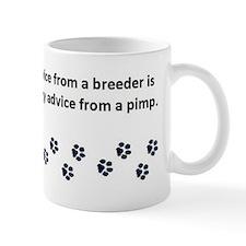 Getting Veterinary Advice Mug