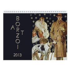 2013 Borzoi Art Calendar