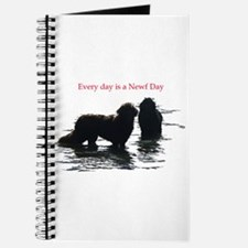 Every day is a Newf Day Journal