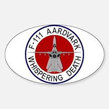 F-111 Aardvark Decal