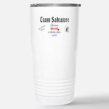 Team Salvatore Travel Mug
