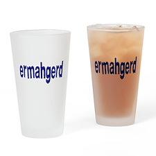 Ermahgerd! Its mah fevert thing ta seh! Drinking G