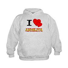 I Love Abuelita Hoodie
