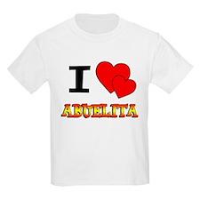 I Love Abuelita T-Shirt