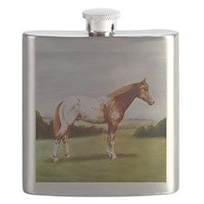 Appaloosa Flask