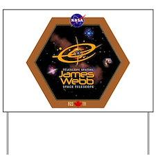 JWST NASA Yard Sign