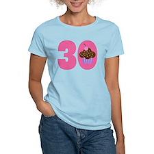 30th Birthday Cupcake T-Shirt