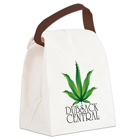 DUBSACK 3 Canvas Lunch Bag