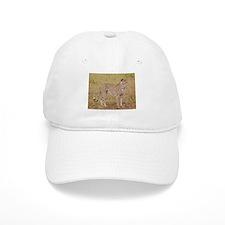 cheetah brother kenya collection Baseball Cap